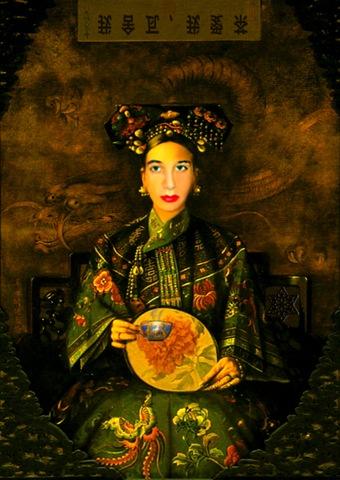 Xiao Qin Cian Sheva-Sheva Apelbaum