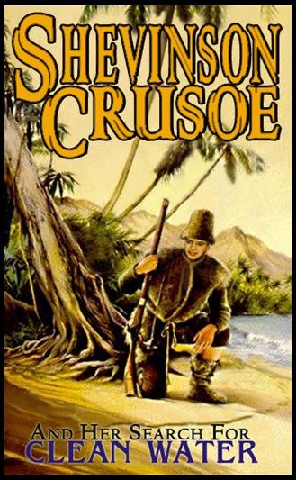 Robinson Cruseo-Sheva Apelbaum