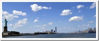 New York City Skyline-Sheva Apelbaum