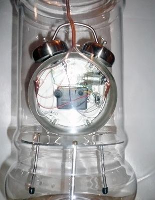 Self-Activating Clock 2 - Sheva Apelbaum