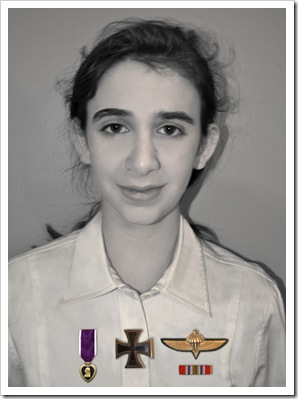 My Medals-Sheva Apelbaum