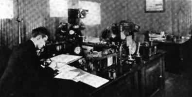 Telefunken Operator 1912 Sayville -Sheva Apelbaum