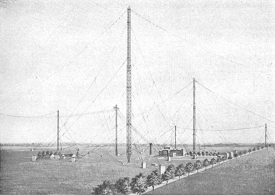 Nauen Wireless Station 1918-Sheva Apelbaum