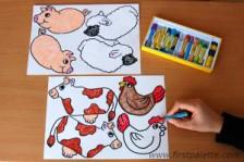 اعمال فنية  للاطفال 4