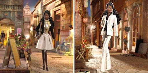 Fashion doll Barbie