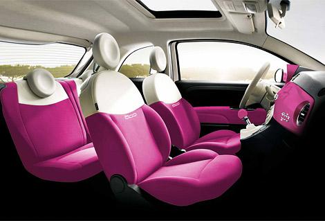 Interior Fiat