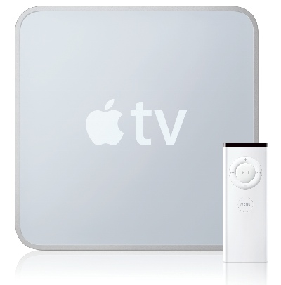Apple TV comes to the house