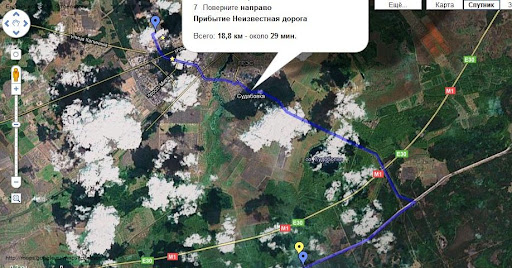 готовые карты для OziExplorer и OziExplorerCE из Интернета