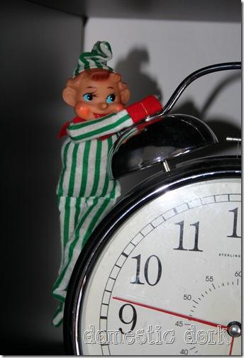 elf on the shelf santa's helper