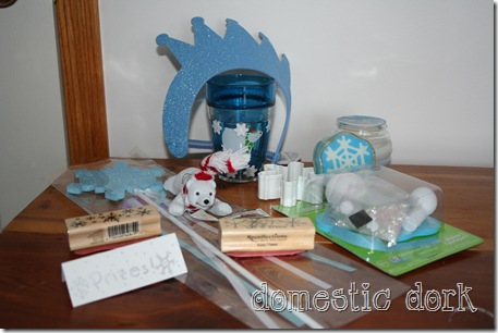 Winter ONEderland Wonderland party first birthday