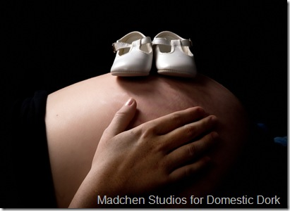 maternity photo Madchen Studios