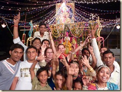 Celebrations dqns les rues de Jodhpur