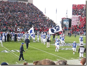 BYU beats Utah by George 087