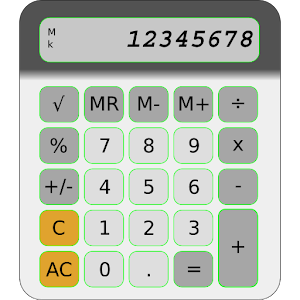 Calculator andanCalc LT+