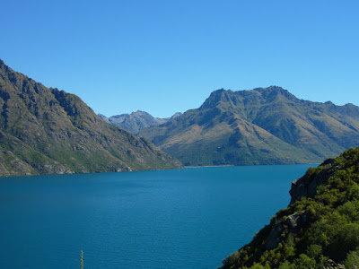 Lake Wakapitu near Queenstown