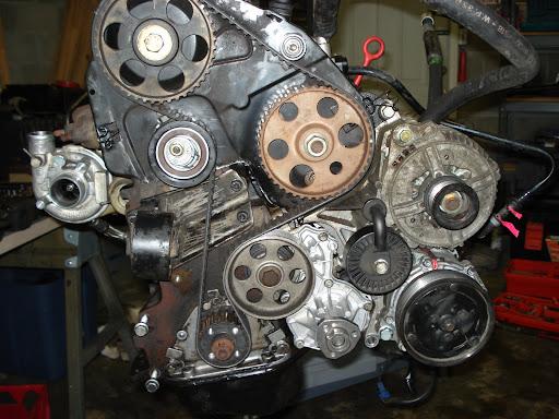 bmw diesel engine cambelt 2017