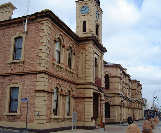 Mt Gambier Town Hall
