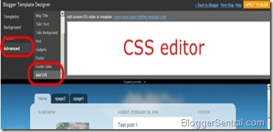 css editor11
