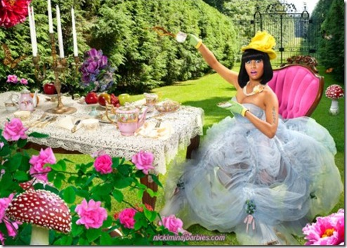 Nicki Minaj Subliminar 10