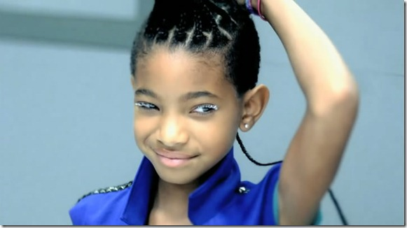 Willow Smith  - Whip My Hair Subliminar 1