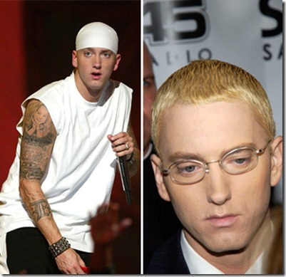 Eminem e Slim Shady