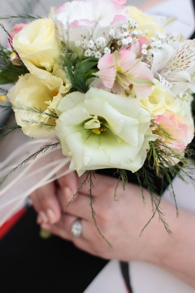 Wedding Bouquet by Elizabeth Lovelace [FotosEli]