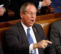 Joe Wilson's infamous 'you lie' photo