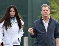 Mel Gibson and ex-wife