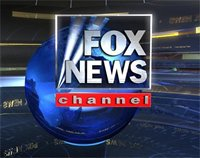 Fox onscreen logo