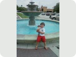 boo fountain