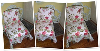 View Red Roses Slipcover