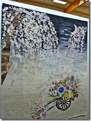 VDA quilt giapponese primavera