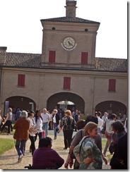 Villa Cavazza l'orologio