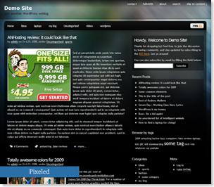 Pixeled Wordpress Theme, wordpress templates