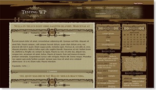 duffy free wordpress theme, old style free wordpress theme