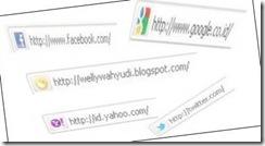 Mengganti Icon Address bar