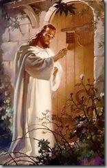 deixe Jesus entrar