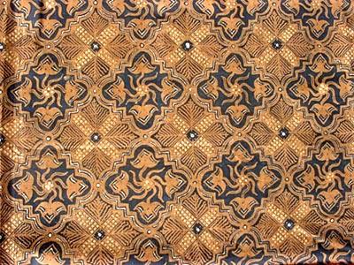 Indonesian Batik: History Motif Batik SOLO