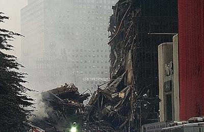 Around Ground Zero after September 11 - блог Букв.Нет