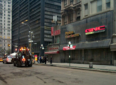 Broadway, September 24, 2001 - блог Букв.нет