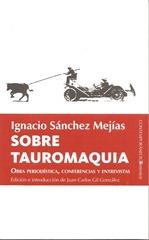 Ignacio SM Sobre tauromaquia 001