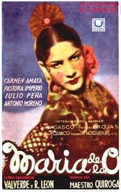 1936 María de la O