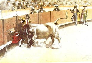 Matar contra querencia (La Lidia 18-08-1895)