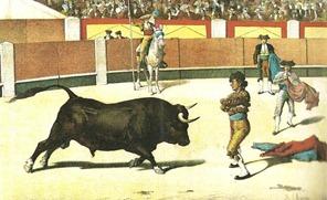 Un quiebro a cuerpo limpio (La Lidia 08-06-1885)