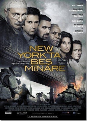 New yorkta bes minare