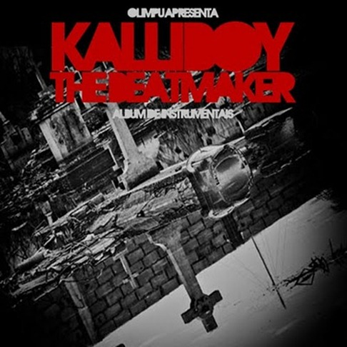 Kalliboy The beatmaker - Capa  FRONT