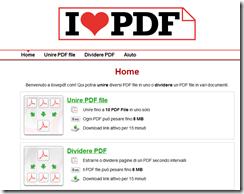 I love pdf per riunire pi documenti pdf o estrarne degli intervalli di pagine ipcei - Unire diversi pdf ...