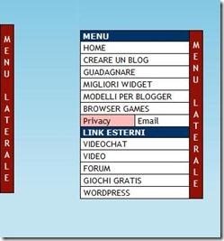 slide-menu-blogger