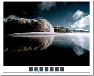 slideshow immagini blogger