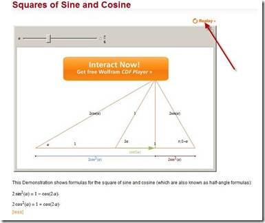 trigonometria uguaglianza
